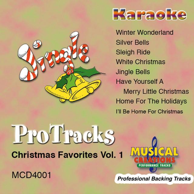 Karaoke Christmas Musical.Karaoke Christmas Favorites Vol 1 By Musical Creations