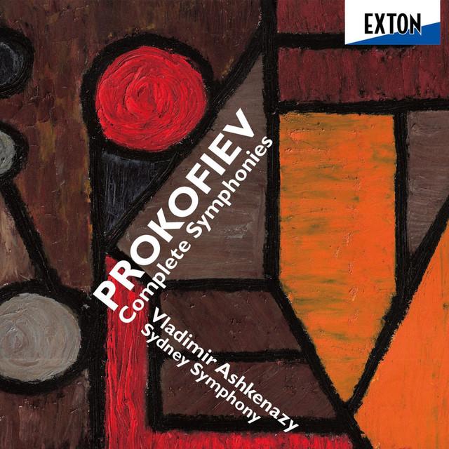 Prokofiev: Complete Symphonies Albumcover