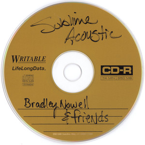 Sublime Acoustic: Bradley Nowell & Friends - Sublime