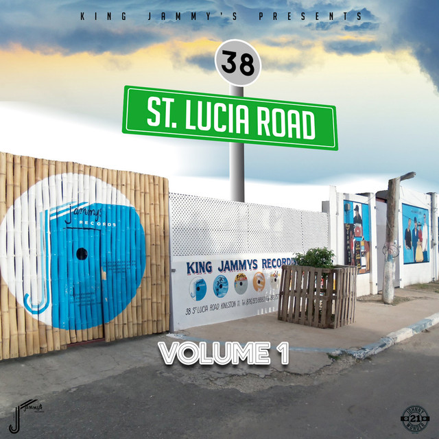King Jammys: 38 St Lucia Road, Vol. 1