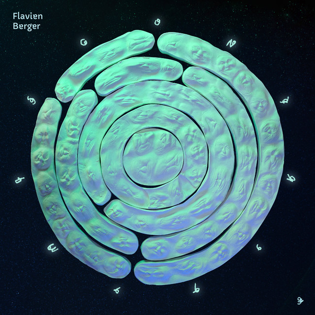 Album cover for Contre-Temps by Flavien Berger