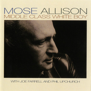 Middle Class White Boy album