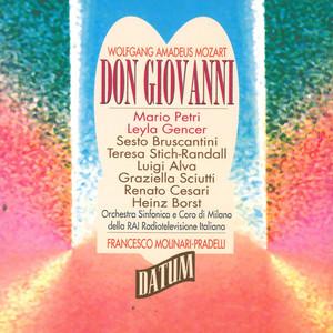 Mozart: Don Giovanni, K. 527 Albümü