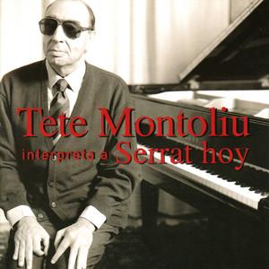 Tete Montoliu interpreta a Serrat hoy album