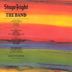 Stage Fright album