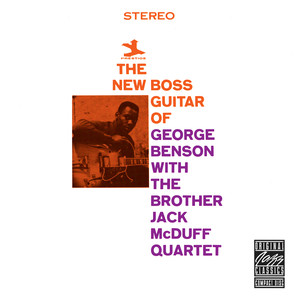 The New Boss Guitar of George Benson album