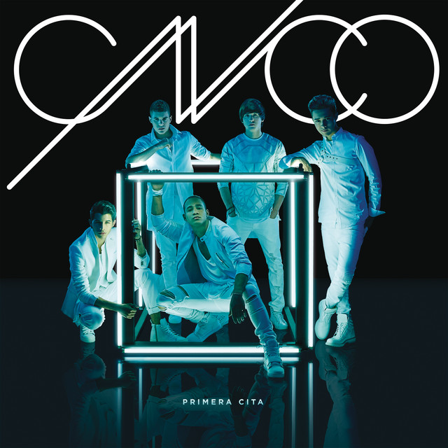 Album cover for Primera Cita by CNCO
