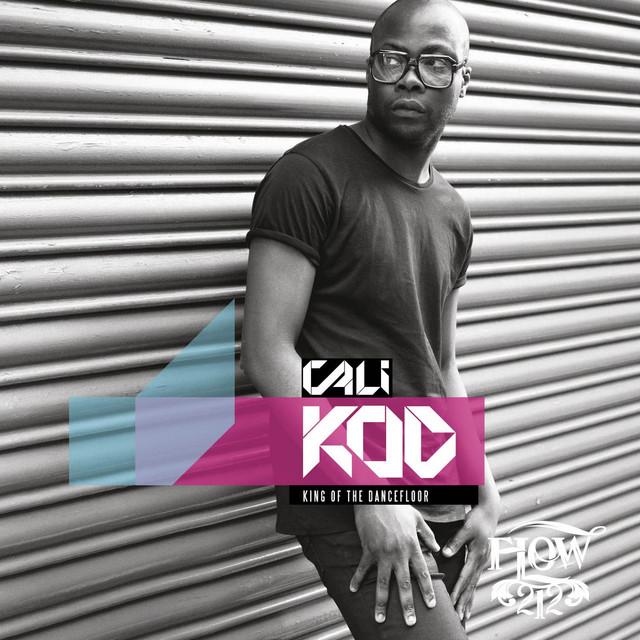 Cali K.O.D. King of the Dancefloor album cover