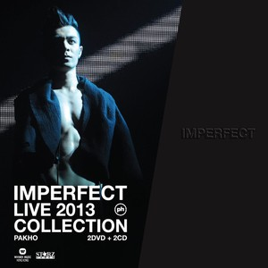 Imperfect Live 2013 Collection Albumcover