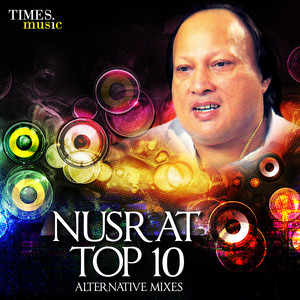 Nusrat Top 10 - Alternative Mixes album