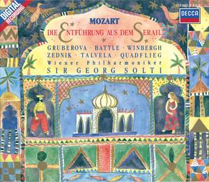Mozart: Die Entführung aus dem Serail album