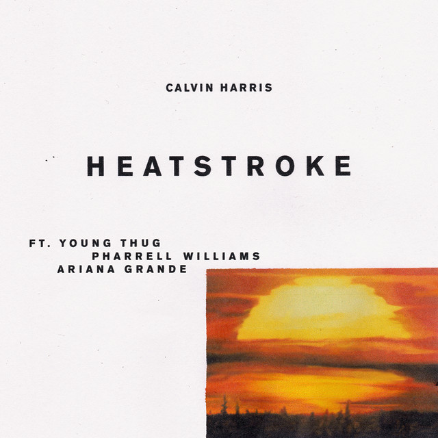 Image result for calvin harris Heatstroke