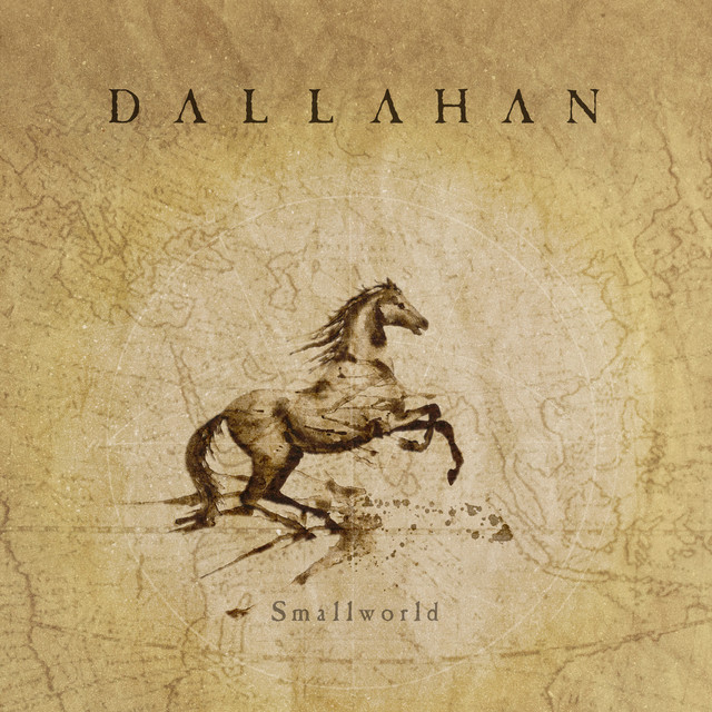 Album cover for Smallworld by Dallahan