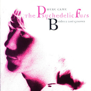 The Psychedelic Furs Aeroplane cover
