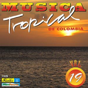 Música Tropical de Colombia, Vol. 19 Albumcover
