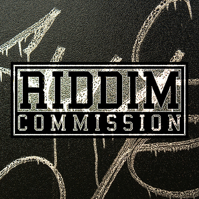 D Double E, Riddim Commission Dem Tings Dere album cover