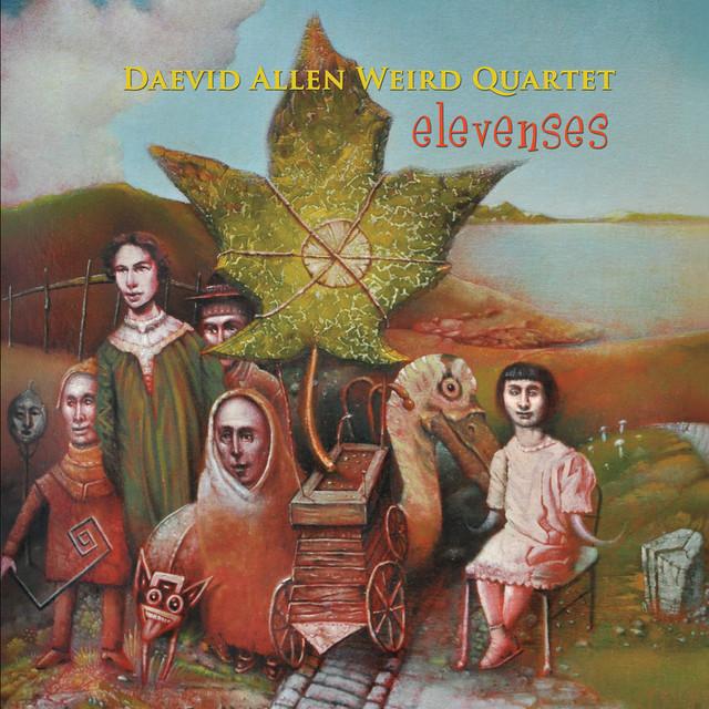 Daevid Allen Weird Quartet