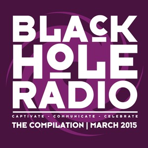 Black Hole Radio March 2015 Albumcover