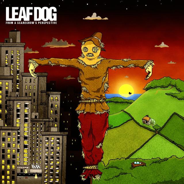 Leaf Dog