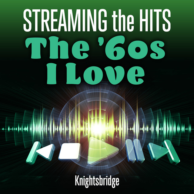 Streaming the Hits - The Hits of the 60s I Love Albumcover