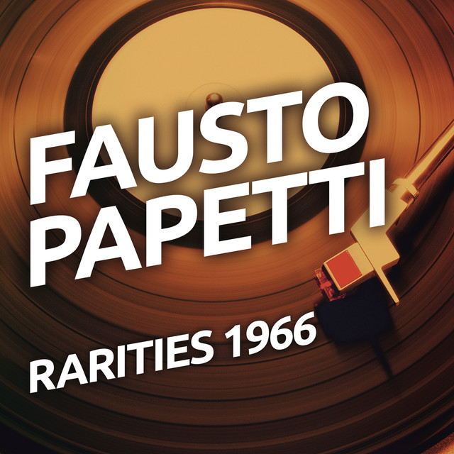 Fausto Papetti - Rarietes 1966