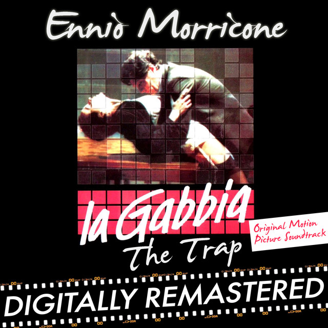 La gabbia - The Trap (Original Motion Picture Soundtrack) Albumcover