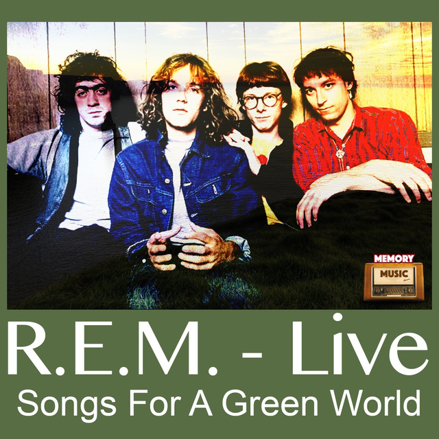 Songs For A Green World (Live) Albumcover