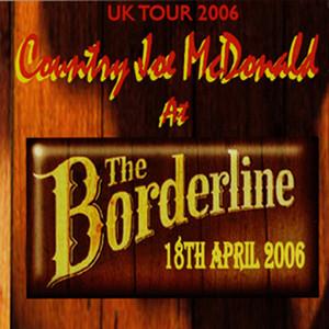 At The Borderline, 18th April 2006 album