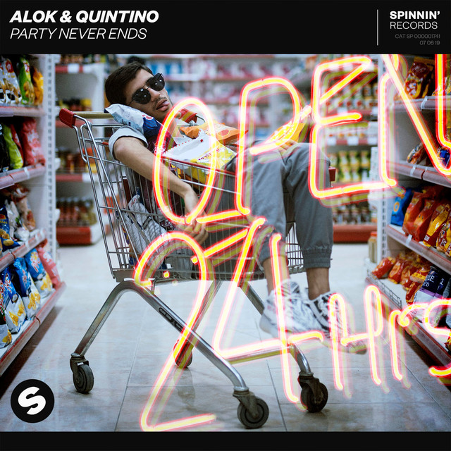 The 'Party Never Ends' with Quintino and Alok.