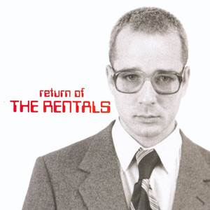 The Rentals Friends of P. cover