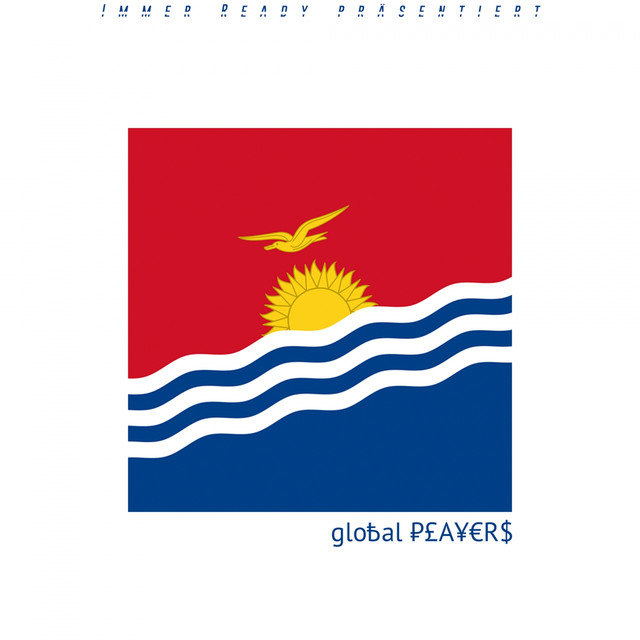Album cover for global players by Holy Modee, morten