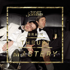 Brain Thrust Mastery (Japan Only) album