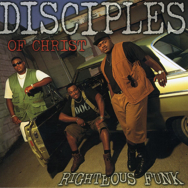 My Spotify Wrapped >> Righteous Funk by Disciples Of Christ on Spotify