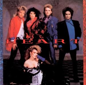 Heart Albumcover