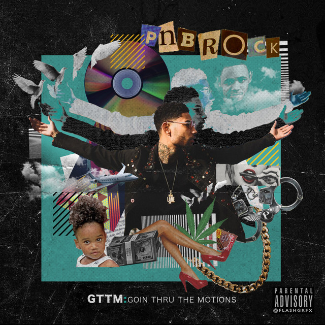 GTTM: Goin Thru the Motions album cover