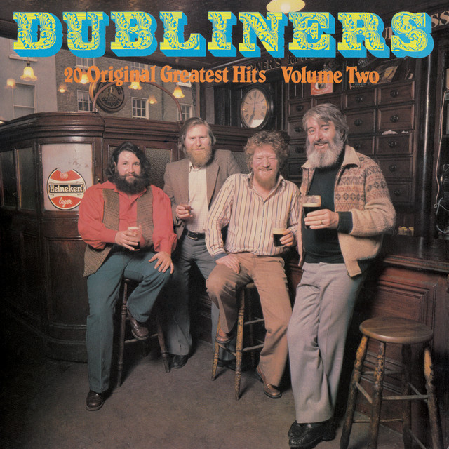 The Dubliners 20 Greatest Hits, Volume 2 album cover