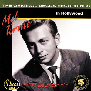 Mel Torme in Hollywood album