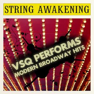 Vitamin String Quartet Tribute to Modern Broadway Hits Albumcover