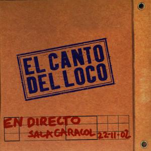 El Canto del Loco en Directo Albumcover