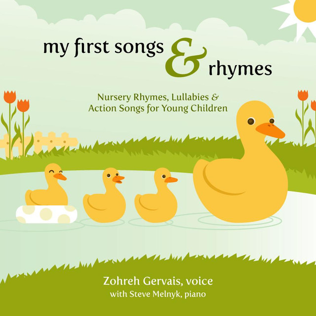 Schubert Lullaby (German), a song by Zohreh Gervais & Steve