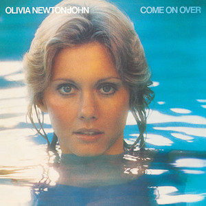 Olivia Newton-John Blue Eyes Crying in the Rain cover