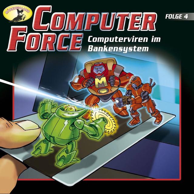 Folge 4: Computerviren im Bankensystem Cover