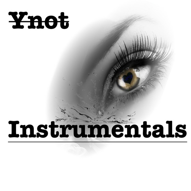 Album cover for Ynot Instrumentals by Ynot