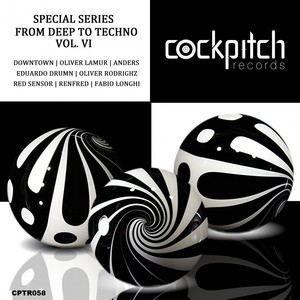 Special Series From Deep To Techno VI Albumcover