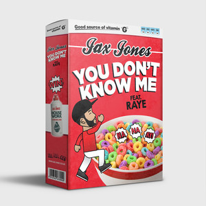 Jax Jones, RAYE You Don't Know Me cover