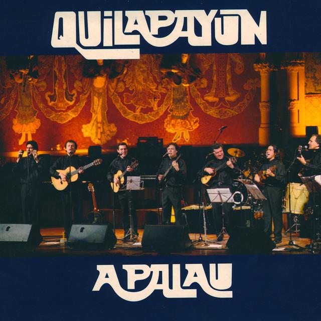 A Palau Albumcover