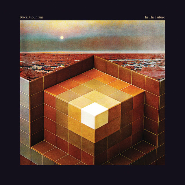 Album cover for In The Future by Black Mountain