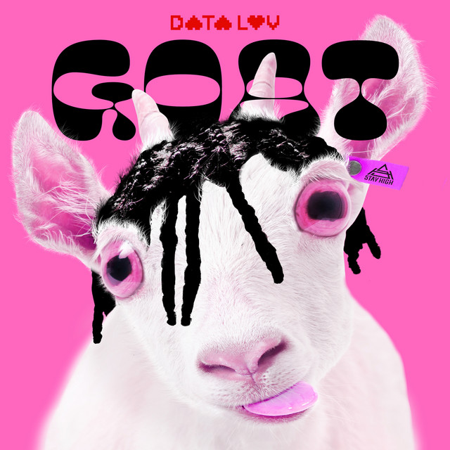 Album cover for GOAT by Data Luv