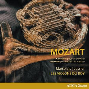 Mozart: Horn Concertos & Bassoon Concerto Albümü