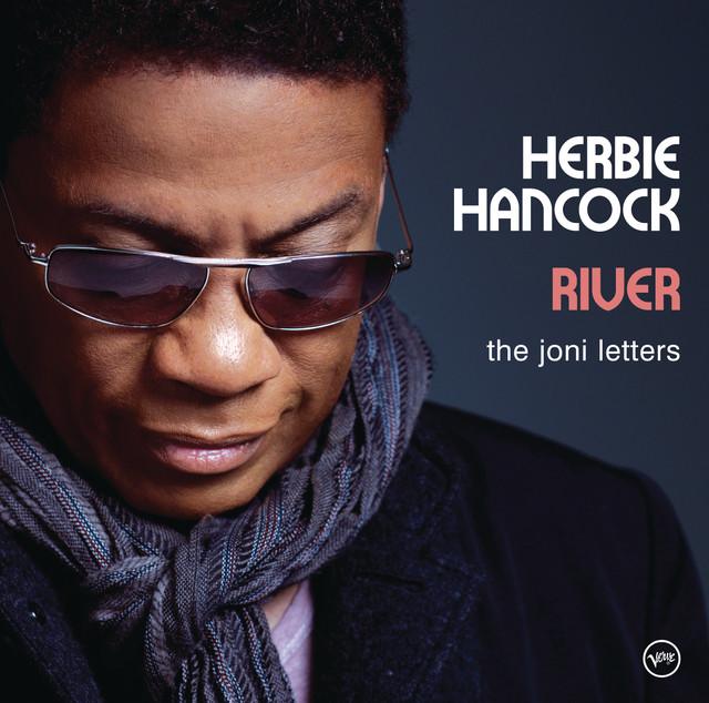 Skivomslag för Herbie Hancock: River: The Joni Letters